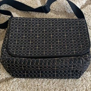 Kate Spade Classic Dot Noel Messenger Bag